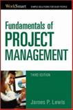 Fundamentals of Project Management 3rd Edition