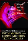 The Oxford Handbook of Information and Communication Technologies, , 019954879X