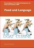 Food and Language 9781903018798