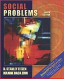 Social Problems with Research Navigator, Eitzen, D. Stanley and Baca-Zinn, Maxine, 0205398790