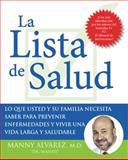 La Lista de Salud, Manny Alvarez, 0061188808