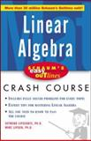 Schaum's Easy Outline of Linear Algebra, Lipschutz, Seymour, 0071398805
