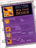 Web Page Design : A Different Multimedia, Morris, Mary E. and Hinrichs, Randy J., 013239880X