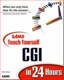 Sams Teach Yourself CGI in 24 Hours, Colburn, Rafe, 0672318806
