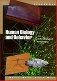 Human Biology and Behavior 9780673398802