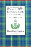 Scottish Literature : An Anthology, , 0820428809