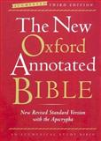 The New Oxford Annotated Bible with the Apocrypha, Michael David Coogan and Marc Zvi Brettler, 0195288807
