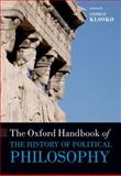The Oxford Handbook of the History of Political Philosophy, Klosko, George, 0199238804