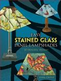 Easy Stained Glass Panel Lampshades, Anna Croyle, 0486498808