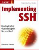 Implementing SSH, Himanshu Dwivedi, 0471458805