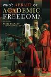 Who's Afraid of Academic Freedom?, , 0231168802