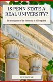 Is Penn State a Real University?, Ben Novak, 0985348801