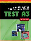 Manual Drive Trains and Axles Test A3, Delmar Learning Staff, 1418038806
