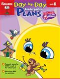 Day-by -Day Kindergarten Plans, The Mailbox Books Staff, 1562348809