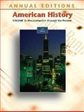 American History, Maddox, Robert James, 0072968818