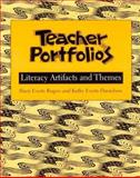 Teacher Portfolios : Literacy Artifacts and Themes, Rogers, Sheri Everts and Danielson, Kathy Everts, 0435088815