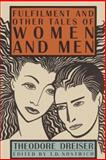 Fulfilment and Other Tales of Women and Men 9780876858813