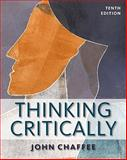 Thinking Critically, Chaffee, John, 0495908819