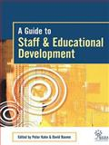 A Guide to Staff and Educational Development, , 0749438819