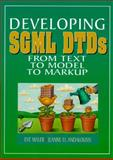 Developing SGML DTDs : From Text to Model to Markup, Maler, Eve and El Andaloussi, Jeanne, 0133098818