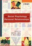 The Social Psychology of Personal Relationships, , 0471998818