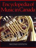 Encyclopedia of Music in Canada 9780802028815