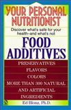 Your Personal Nutritionist, Edward R. Blonz, 0451188810