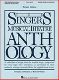 The Singer's Musical Theatre Anthology, Richard Walters, 0634028812
