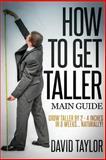 How to Get Taller, David Taylor, 1500728810