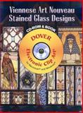 Viennese Art Nouveau Stained Glass Designs, Dover, 0486998819