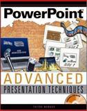 PowerPoint Advanced Presentation Techniques, Faithe Wempen, 0764568817