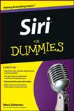 Siri for Dummies, Marc Saltzman, 1118508815