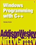 Nitty Gritty Windows Programming with C++, Hansen, Henning, 0201758814