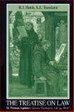 Treatise on Law, Aquinas, St. Thomas, 0268018812
