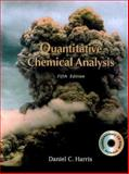 Quantitative Chemical Analysis, Harris, Daniel C., 0716728818