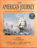 The American Journey : A History of the United States, Combined Brief, Goldfield, David R. and Abbott, Carl, 0130918814
