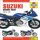 Suzuki GS500 Twin 1989-2008, Matthew Coombs and Phil Mather, 1844258815