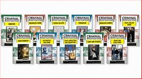 Criminal Investigations Set, 11-Volumes, , 0791098826