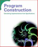 Program Construction 9780470848821