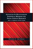 Advanced and Multivariate Statistical Methods for Social Science Research, Abu-Bader, Soleman, 1933478829