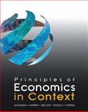 Principles of Economics in Context, Goodwin, Neva and Harris, Jonathan M., 0765638827