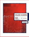 College Algebra, Cristina Berisso, 1609278828