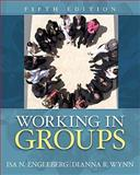 Working in Groups, Engleberg, Isa N. and Wynn, Dianna R., 0205658822
