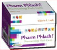 Pharm Phlash! : Pharmacology Flash Cards, Leek, Valerie, 0803618824