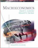 Macroeconomics and Active Graph CD Package, Colander, David C. and Gamber, Edward, 0130478822