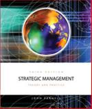 Strategic Management: Theory and Practice, Parnell, John A., 142662882X