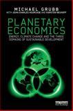 Planetary Economics, Michael Grubb and Claudia Comberti, 0415518822