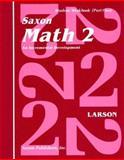 Math 2, Nancy Larson, 0939798824