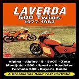 Laverda 500 Twins, 1977-1983, R. M. Clarke, 1855208822