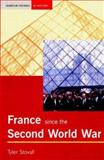 France since the Second World War, Stovall, Tyler Edward, 0582368820
